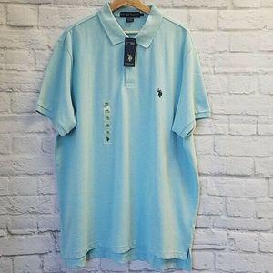 NWT US Polo Assn Classic Polo Shirt Mens XXL B7A